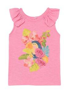 Mayoral - Printed Frilla Tucan -paita - 24 CAMELLIA | Stockmann