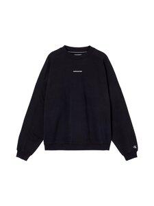 Calvin Klein Jeans Plus - Plus Unisex Micro Branding -collegepaita - BEH CK BLACK   Stockmann