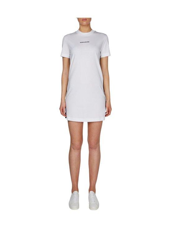 Calvin Klein Jeans - Side Tape T-Shirt Dress -paitamekko - YAF BRIGHT WHITE | Stockmann - photo 2