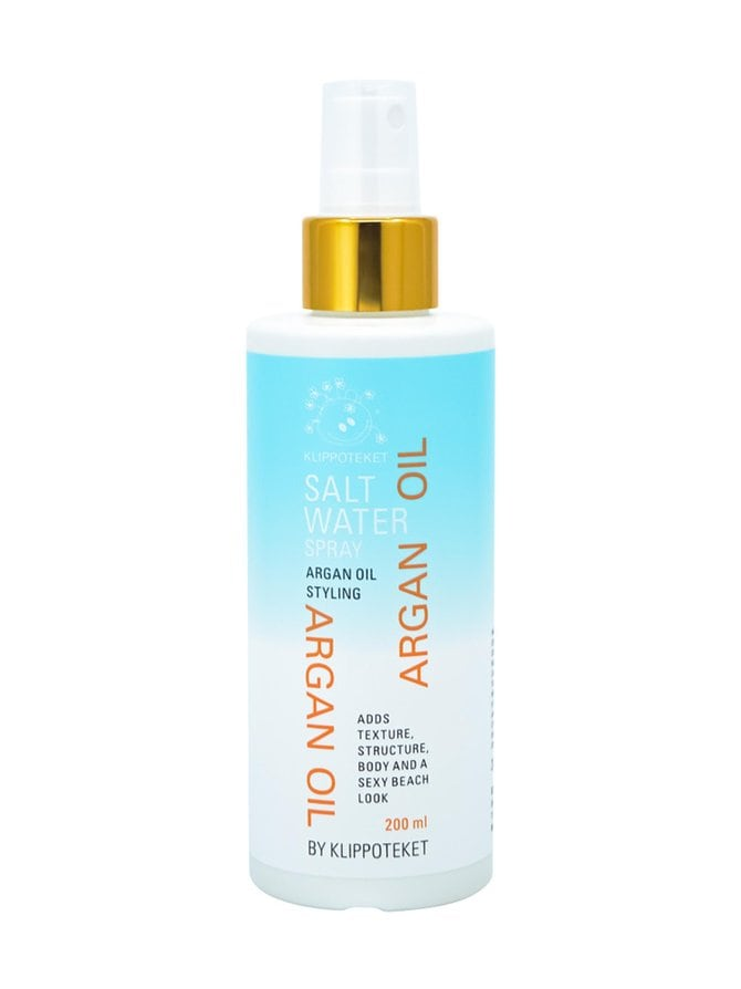 Argan Oil Salt Water Spray -suolavesisuihke 150 ml