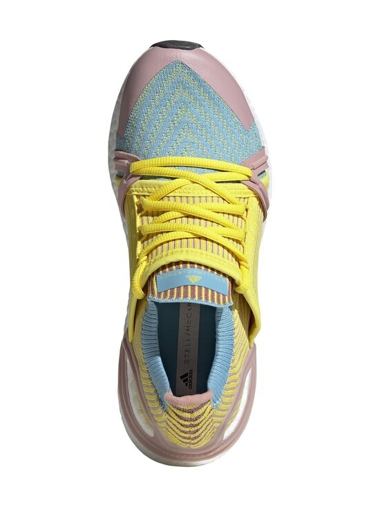 adidas by Stella McCartney - UltraBOOST 20 S -juoksukengät - DUSTY ROSE-SMC / FRESH LEMON / CLEAR BLUE | Stockmann - photo 2