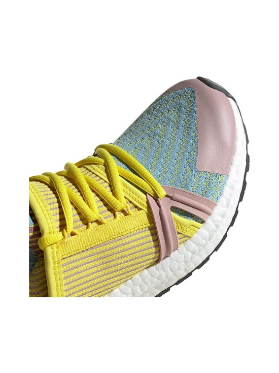adidas by Stella McCartney - UltraBOOST 20 S -juoksukengät - DUSTY ROSE-SMC / FRESH LEMON / CLEAR BLUE | Stockmann - photo 6