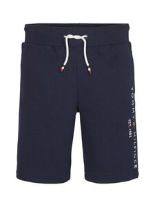 Tommy Hilfiger - ESSENTIAL SWEATSHORTS -collegeshortsit - C87 TWILIGHT NAVY | Stockmann