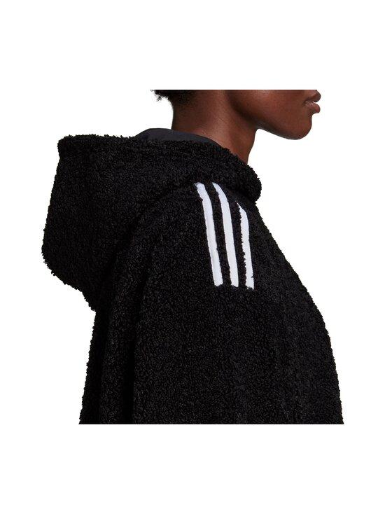 adidas Originals - Full Zip Hoodie -huppari - BLACK BLACK | Stockmann - photo 8