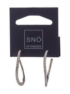 Snö Of Sweden - Francis Big Ring Ear -korvakorut - CLEAR | Stockmann