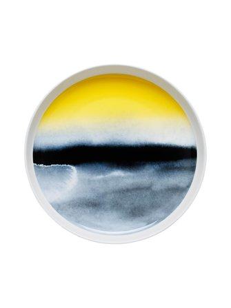 Oiva serving plate 32 cm - Marimekko