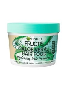 Garnier - Fructis Hair Food Aloe Vera Hair Mask -hiusnaamio 390 ml - null | Stockmann