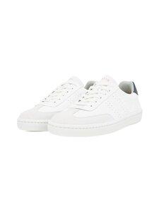 BOSS - Ribeira_Tenn_ltwt-nahkasneakerit - 100 WHITE | Stockmann