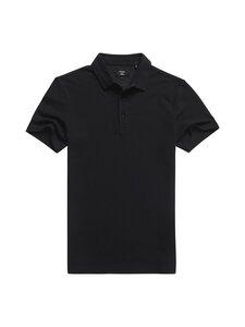 Superdry - Textured Jersey Polo -pikeepaita - 02A BLACK | Stockmann