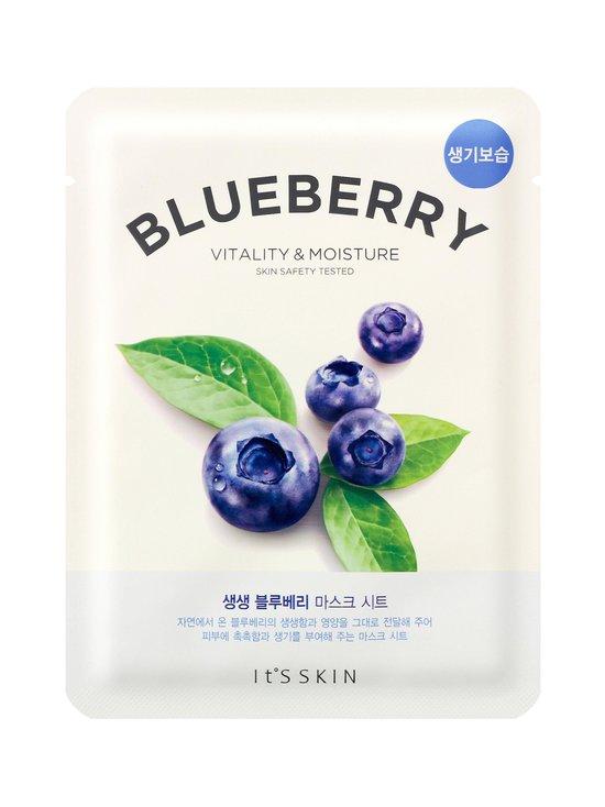 It'S SKIN - The Fresh Blueberry Mask Sheet -kasvonaamio 21 g - null | Stockmann - photo 1