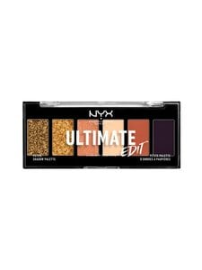 NYX Professional Makeup - Ultimate Shadow Palette -luomiväripaletti 7,2 g | Stockmann