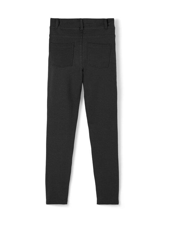 Name It - NKFJAVI Solid SWE Legging UNB B Noos -legginsit - BLACK   Stockmann - photo 2