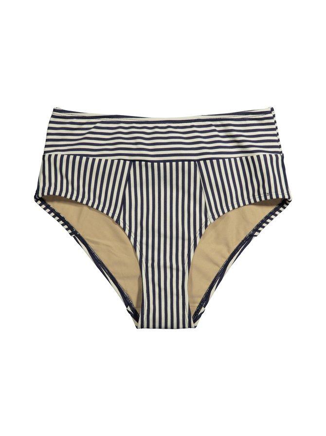 Holi Vintage Hi Waist -bikinialaosa