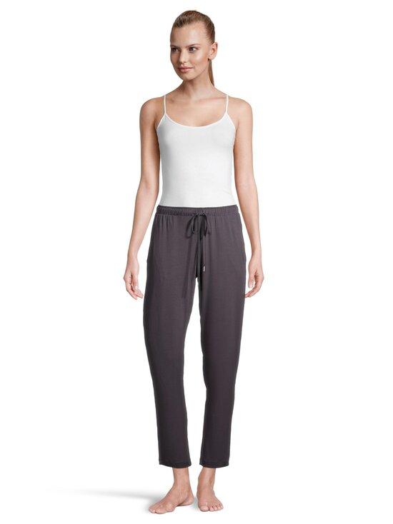 NOOM loungewear - Viola-pyjamahousut - DK.GREY SOLID | Stockmann - photo 2