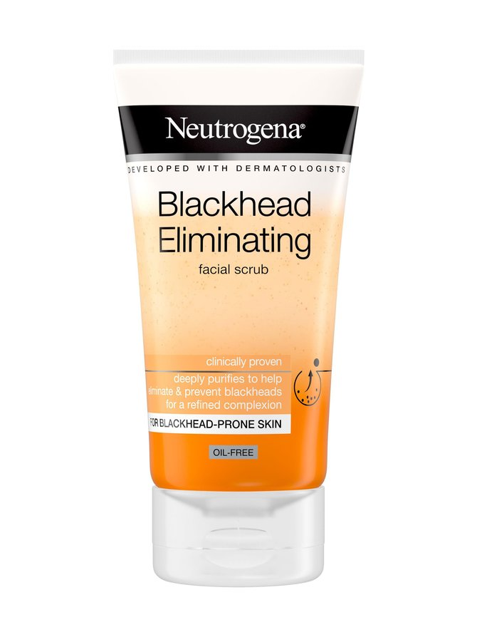 Blackhead Eliminating Facial Scrub -kuorintavoide150 ml