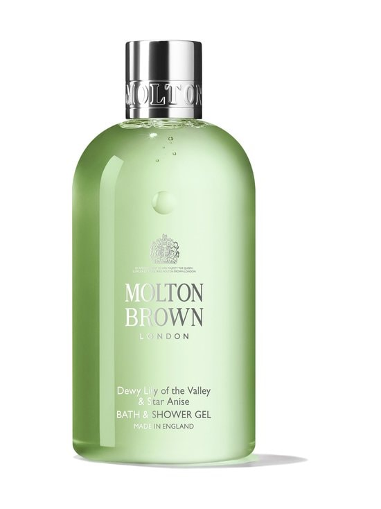 Molton Brown - Dewy Lily of the Valley & Star Anise Bath & Shower Gel -suihkugeeli 300 ml - NOCOL | Stockmann - photo 1