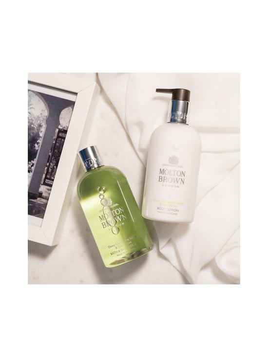 Molton Brown - Dewy Lily of the Valley & Star Anise Bath & Shower Gel -suihkugeeli 300 ml - NOCOL | Stockmann - photo 6