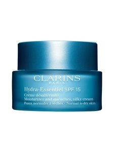 Clarins - Hydra-Essentiel Cream SPF 15 -kasvovoide 50 ml | Stockmann
