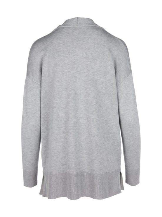 cut & pret - Jarella-neuletakki - MEL. LIGHT GREY | Stockmann - photo 2