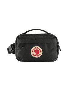 Fjällräven - Kånken Hip Pack -vyölaukku - 550 BLACK | Stockmann
