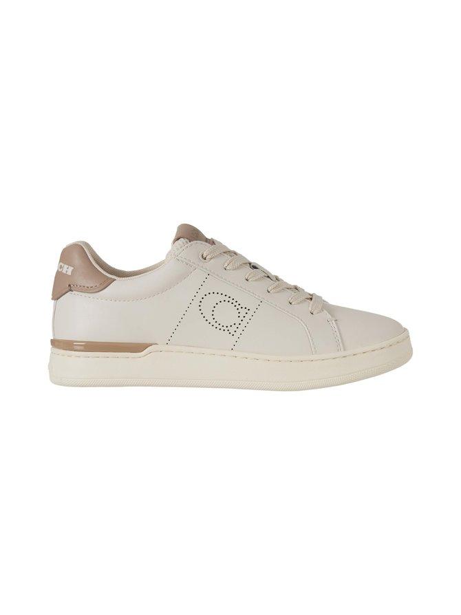 Lowline Low Top Sneaker -nahkatennarit
