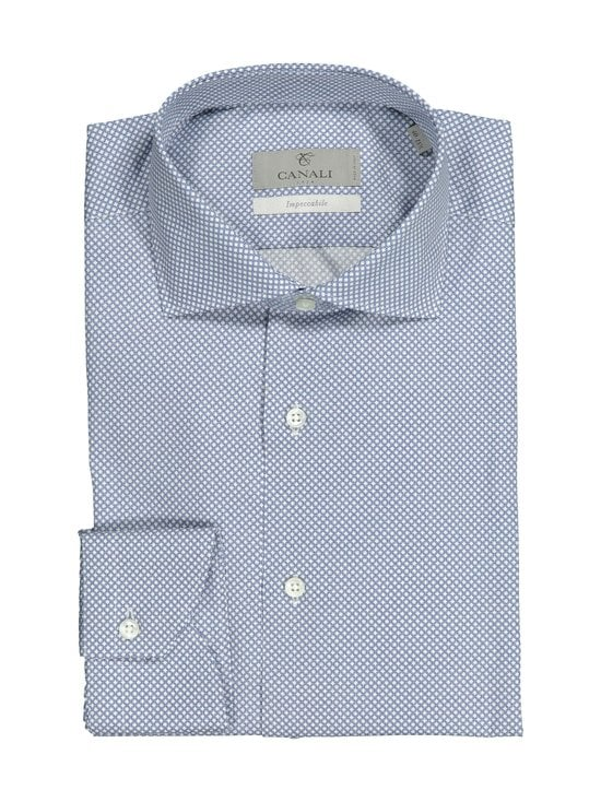 Canali - Impeccabile-kauluspaita - 302 BLUE | Stockmann - photo 1
