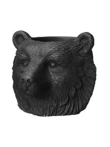 Wikholm Form - Bear-ruukku 25 x 21 cm - BLACK | Stockmann