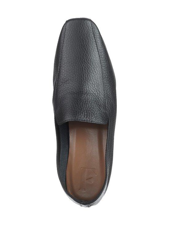 Flattered - Viola Leather -nahkaloaferit - 001 BLACK | Stockmann - photo 2