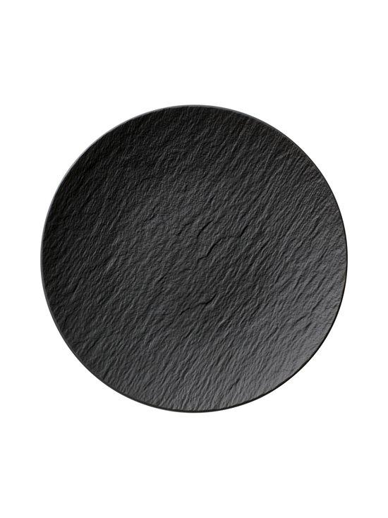 Villeroy & Boch - Manufacture Rock -lautanen 25 cm - BLACK | Stockmann - photo 1