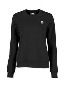 Karl Lagerfeld - Mini Ikonik Karl Sweatshirt -collegepaita - BLACK | Stockmann