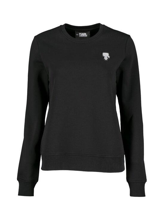 Karl Lagerfeld - Mini Ikonik Karl Sweatshirt -collegepaita - BLACK | Stockmann - photo 1