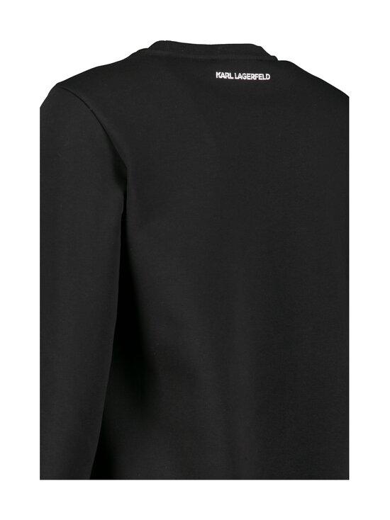 Karl Lagerfeld - Mini Ikonik Karl Sweatshirt -collegepaita - BLACK | Stockmann - photo 4