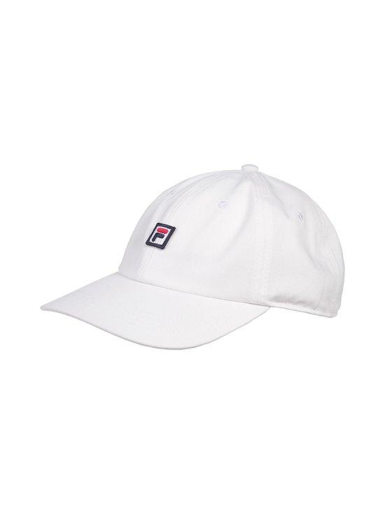 Fila - Dad Cap F-Box -lippalakki - M67 BRIGHT WHITE | Stockmann - photo 1