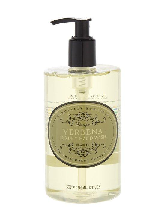 Naturally European - Naturally European Classique Verbena Luxury Hand Wash -käsisaippua 500 ml - VERBENA | Stockmann - photo 1