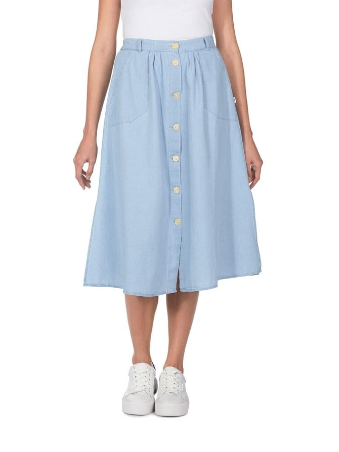 Chambray Skirt -hame