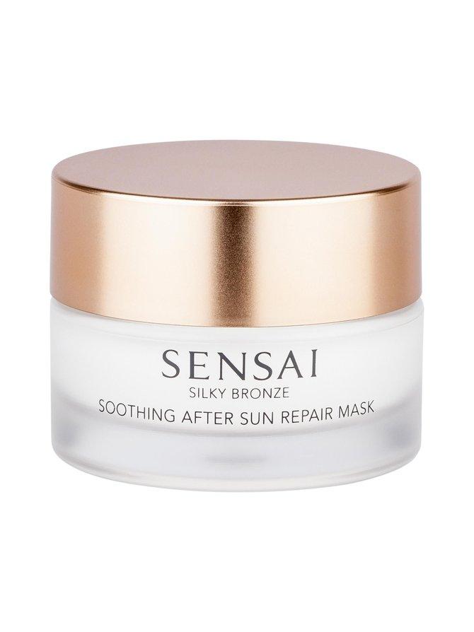 Silky Bronze Cellular Soothing After Sun Repair Mask -rauhoittava naamio 60 ml