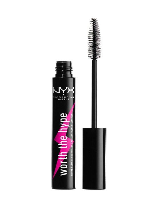 NYX Professional Makeup - Worth The Hype -ripsiväri - 01 BLACK | Stockmann - photo 2