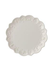 Villeroy & Boch - Toy's Delight Royal Classic Salad Plate -lautanen ø 18 cm - VALKOINEN | Stockmann