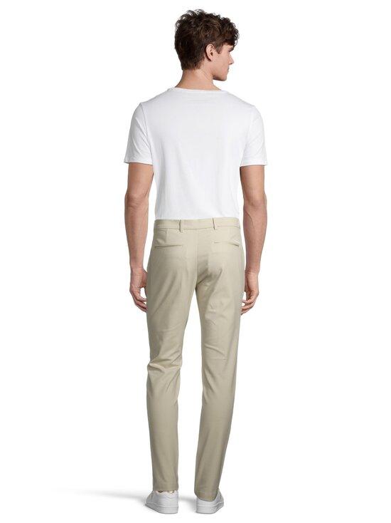 Calvin Klein Menswear - Tech Stretch Slim Fit Chino -housut - AEV BLEACHED STONE   Stockmann - photo 3