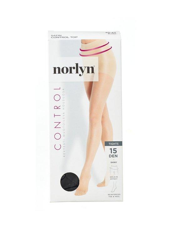 Norlyn - Control 15 den -sukkahousut - BLACK | Stockmann - photo 1