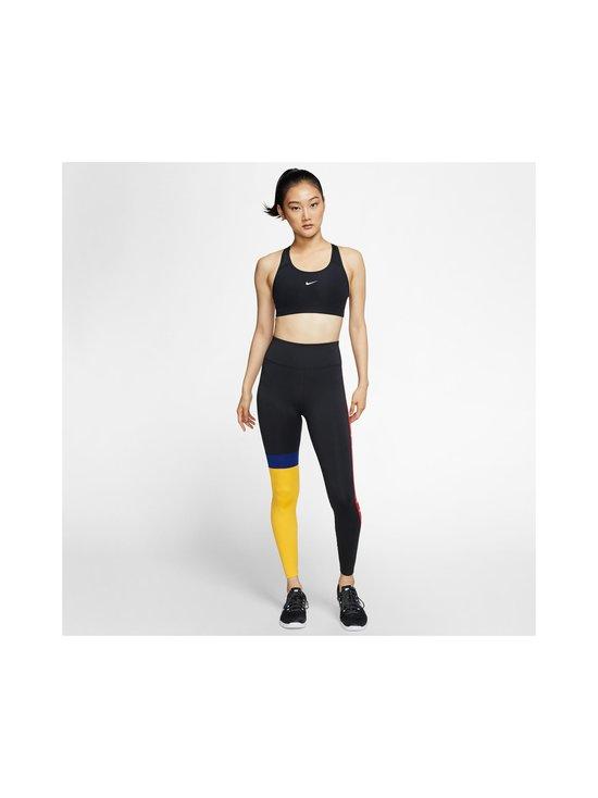 Nike - Swoosh Medium Support -urheiluliivit - BLACK/WHITE   Stockmann - photo 7