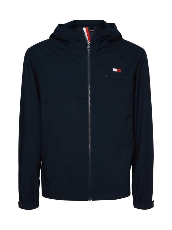 Tommy Hilfiger - Lightweight Hooded Jacket -takki - DW5 DESERT SKY | Stockmann - photo 1