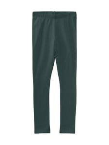 Name It - NkfVivian Solid -leggingsit - DARKEST SPRUCE | Stockmann