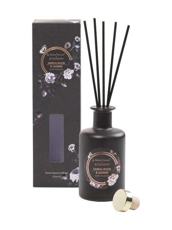 Ritzenhoff - Noir Sandalwood & Jasmine -huonetuoksu 200 ml - BLACK | Stockmann - photo 1