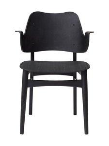 Warm Nordic - Gesture Dining -tuoli - BLACK LACQUER BEECH | Stockmann