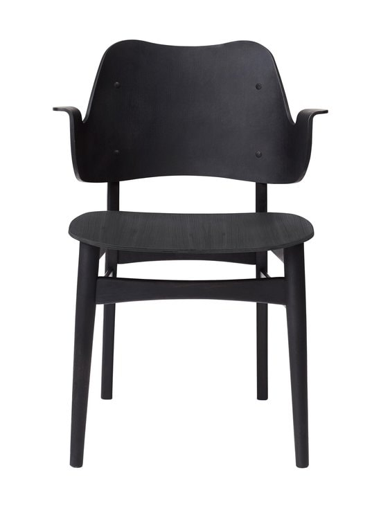 Warm Nordic - Gesture Dining -tuoli - BLACK LACQUER BEECH | Stockmann - photo 1