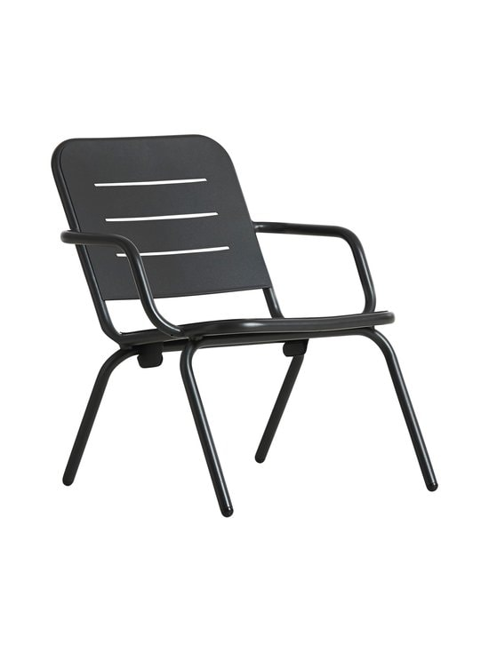 WOUD - RAY Lounge -tuoli - CHARCOAL | Stockmann - photo 1