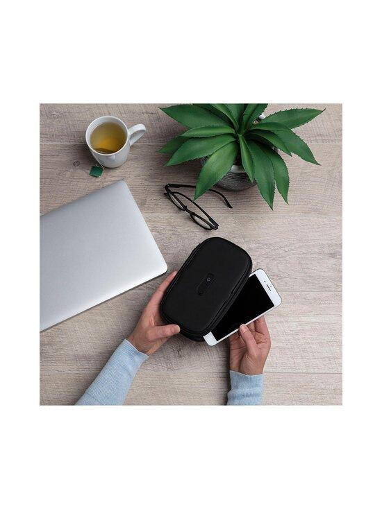 Homedics - UV-Clean Phone Sanitiser -puhelimen puhdistaja - BLACK | Stockmann - photo 3