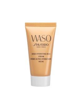 Shiseido - WASO Giga-Hydrating Rich Cream -päivävoide 30 ml | Stockmann