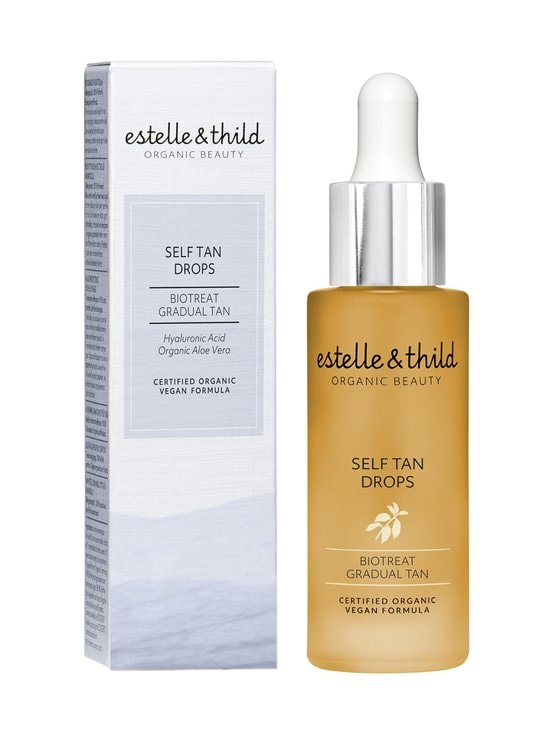 Estelle&Thild - Self Tan Drops -itseruskettavat tipat - NOCOL | Stockmann - photo 2